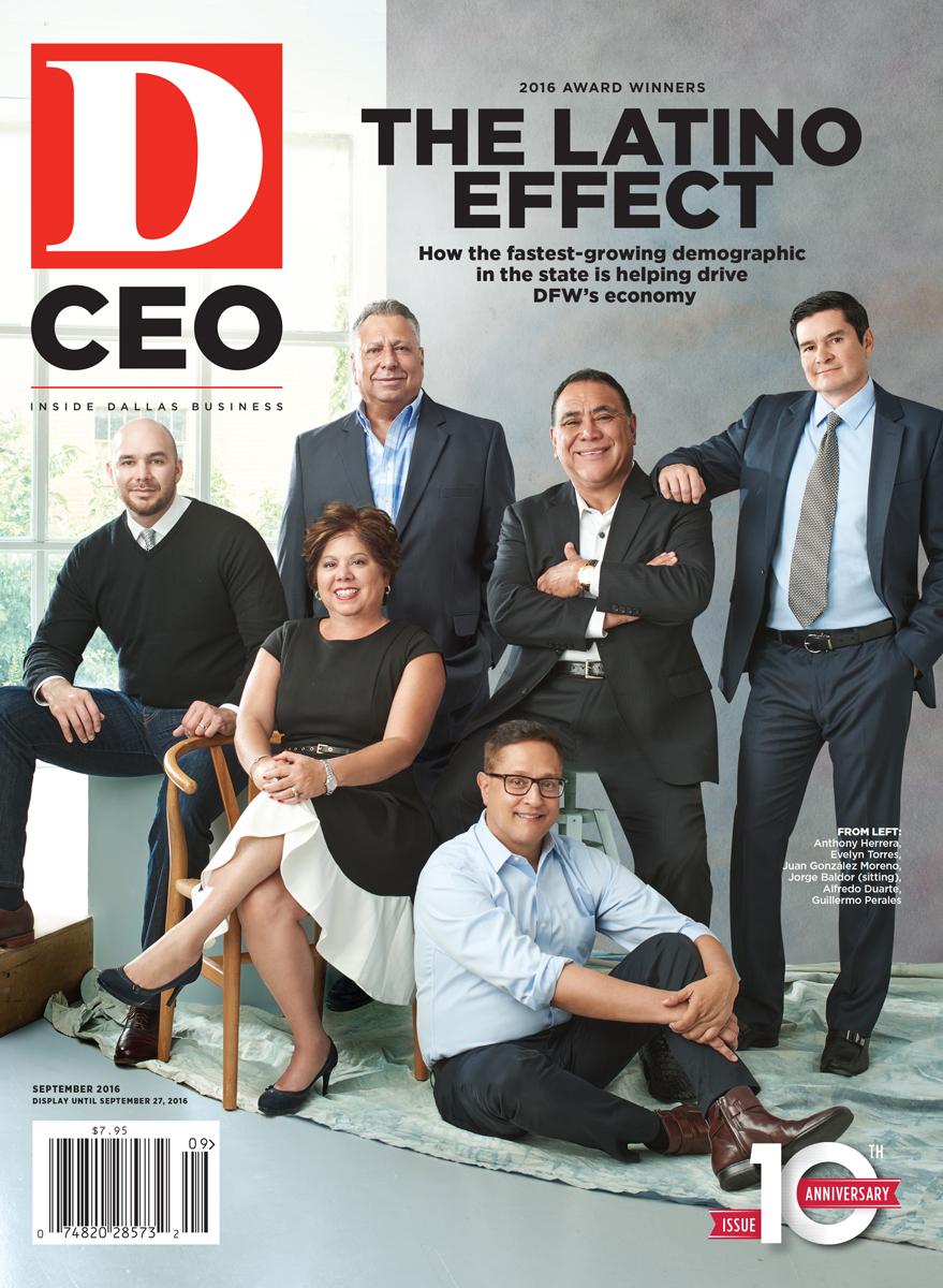 September 2016 cover