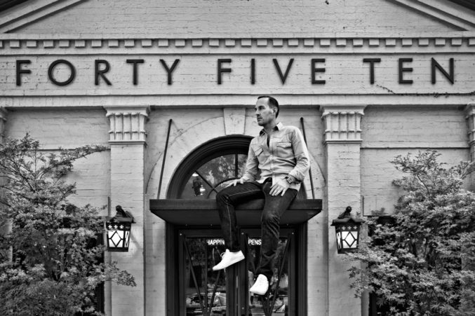 Brian Bolke, who co-founded retailer Forty Five Ten, was praised for his cutting-edge fashion sense. Bolke described plans to relocate and expand the store to downtown Dallas in 2016.