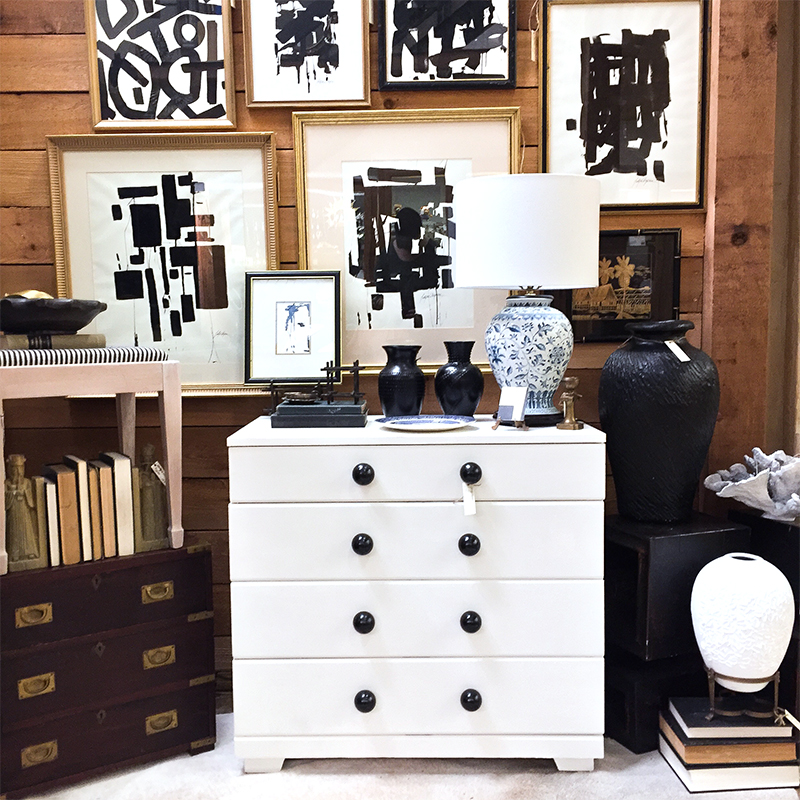 Justyn Chapman french furniture finds