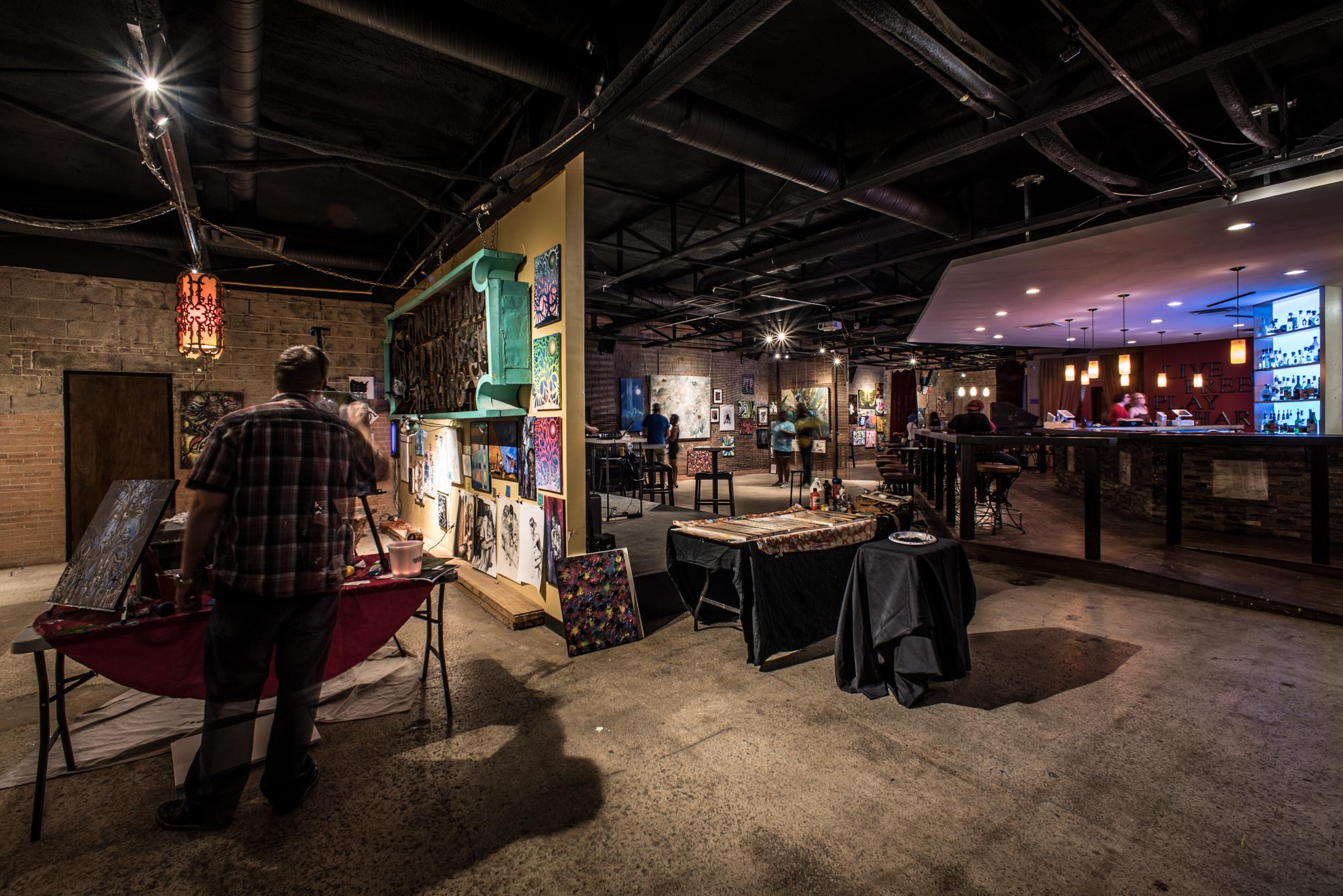 D Magazine Nightlife - Taboo Lounge Interior & Exterior - 090316 - Bret Redman-010