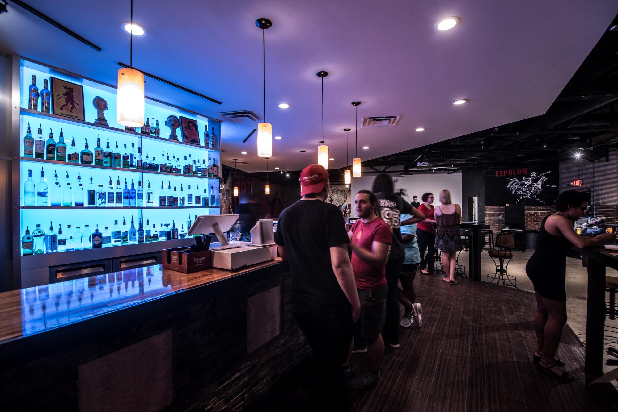 D Magazine Nightlife - Taboo Lounge Interior & Exterior - 090316 - Bret Redman-011