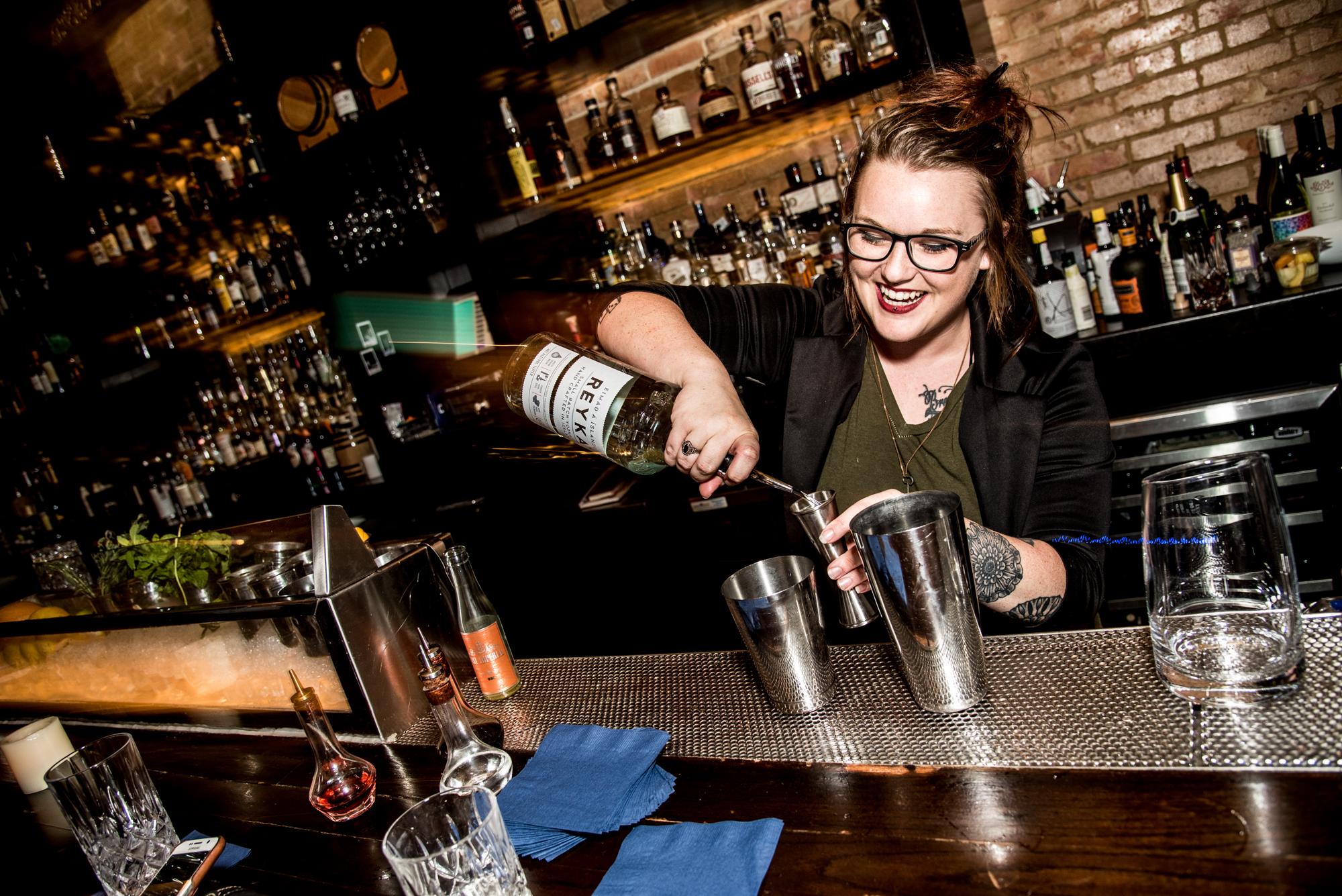 The Mitchell_Bartender