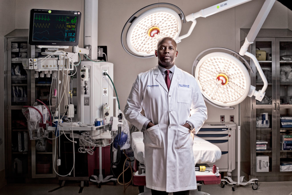 A Dallas ER Doc Confronts Racism - D Magazine
