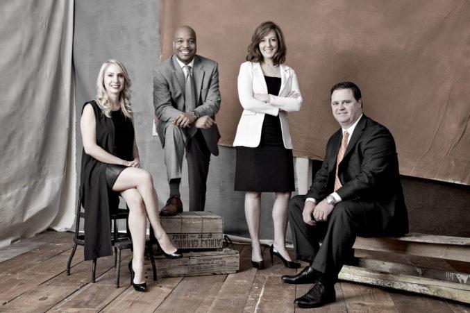Amy Howell, Kelvin Sellers, Carey O'Conner, Scott Almy