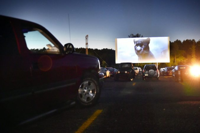 New Drive In Movie Theater Opens In Lewisville Friday D Magazine
