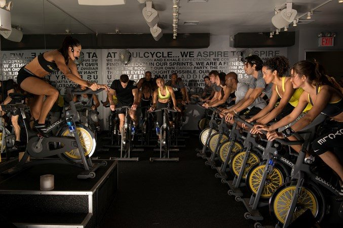 Photo courtesy of SoulCycle
