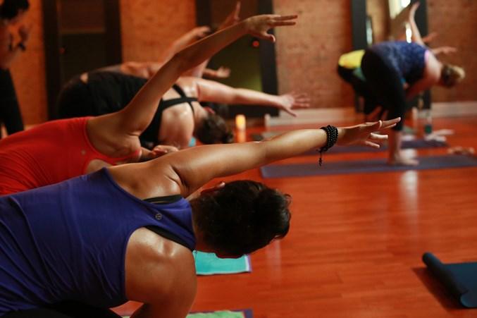Photo courtesy of Uptown Yoga