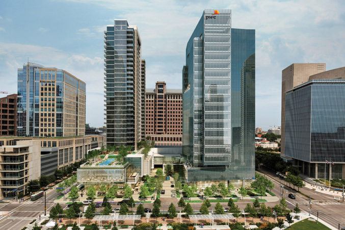 Park District Signs Barnes & Thornburg, PwC Tower's Second Law Firm