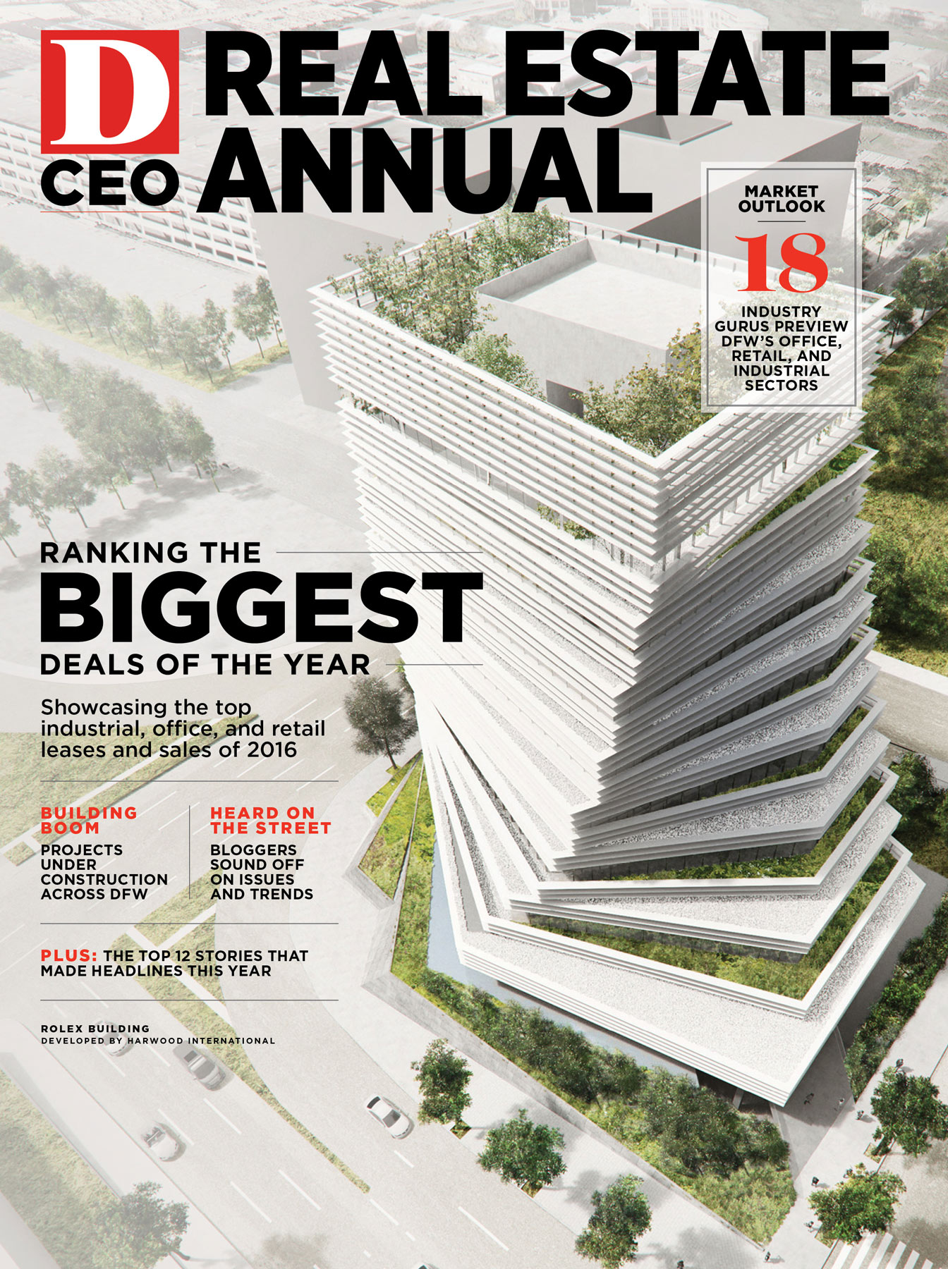 Real Estate Annual 2017 cover