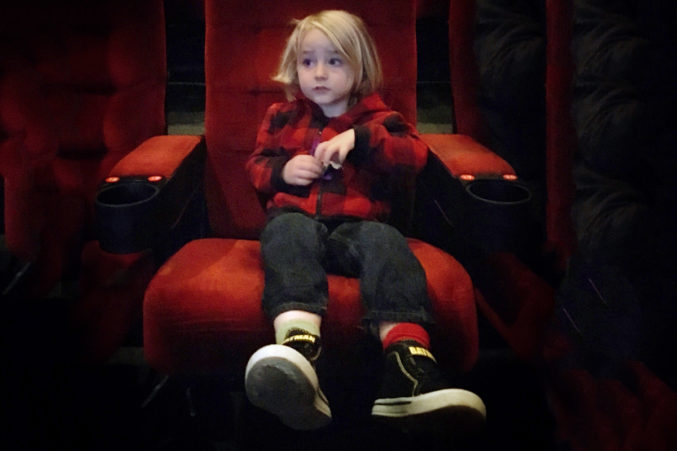 Yes I Left My Child Alone In A Movie Theatre D Magazine