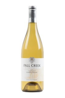 Fall Creek Vineyards 2014 TR Chard