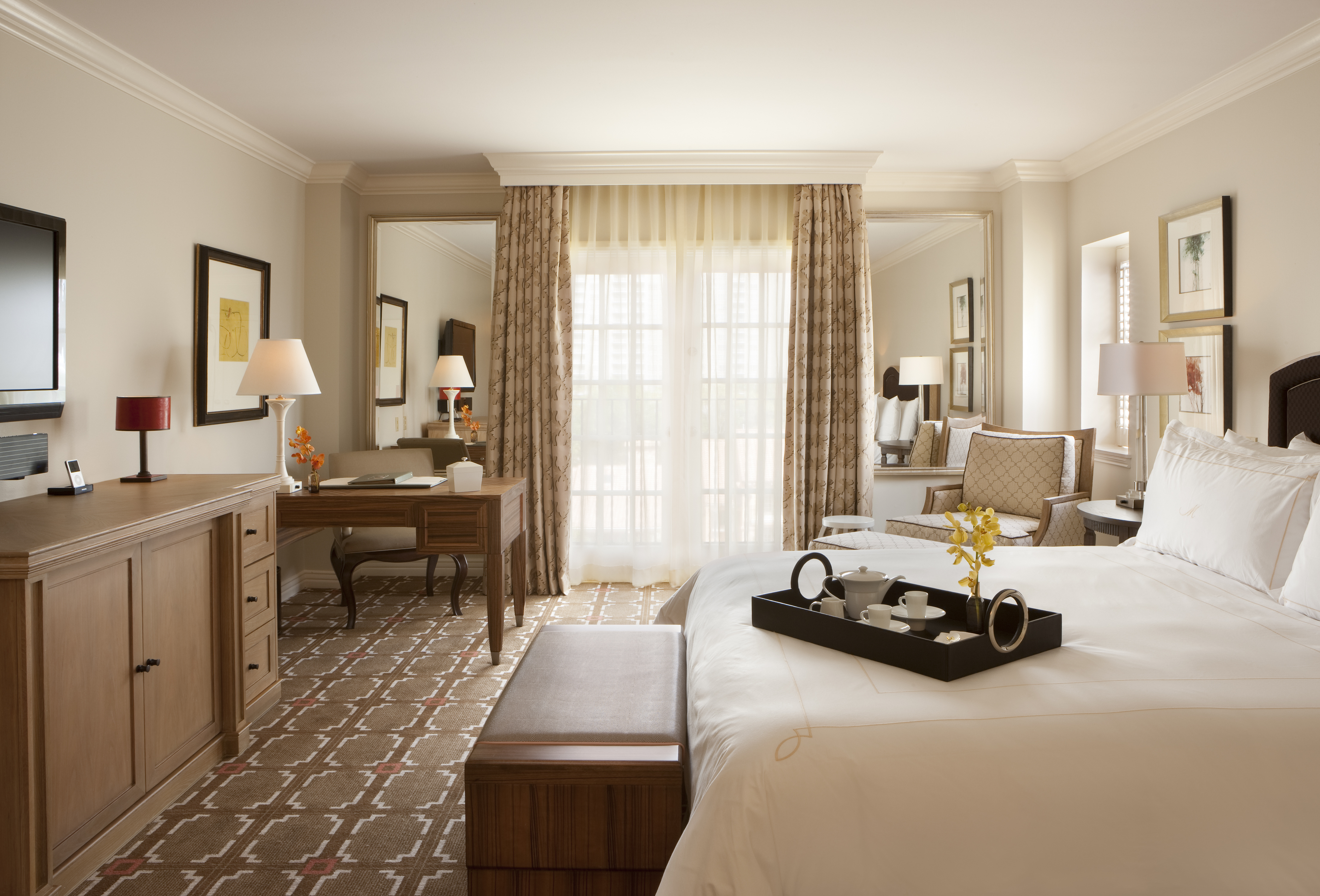 Premier Room at Rosewood Mansion on Turtle Creek