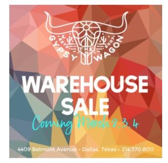 gypsy wagon warehouse