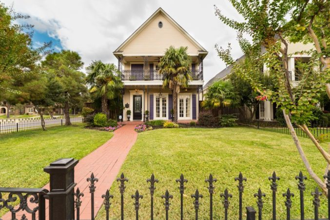 Inside 6 New Orleans Style Homes Around Dallas D Magazine