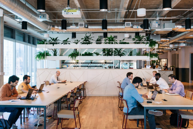 North Texas' Coworking Spaces Have Made Work the Place to Be - D