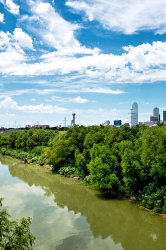 trinity river dallas