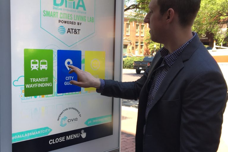 Smart City Challenge >> West End Gets Smart Streetlights, Interactive Kiosk, and ...