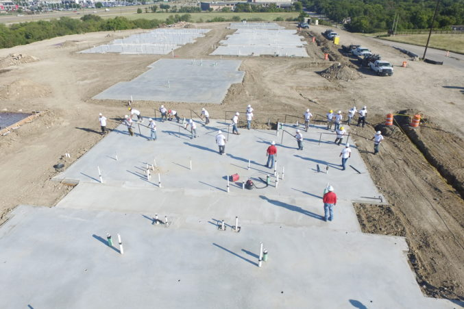 Innovative Foundations Coming to New Homes in Irving - D