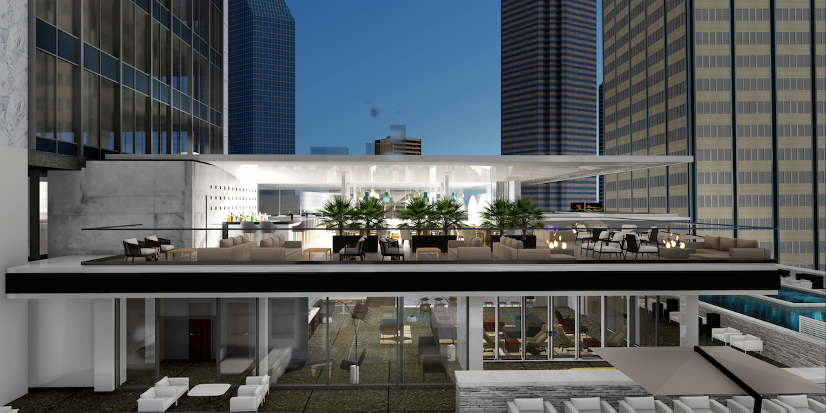 A rendering of what's to come at The Drever. (Courtesy Merriman Anderson/Architects)