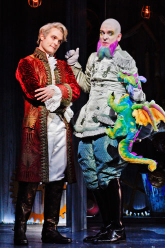 dallas-opera-Jonathan-Blalock-Kevin-Burdette-Becoming-Santa-Claus