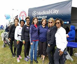 March for Babies Walk (Courtesy of: Medical City Healthcare)