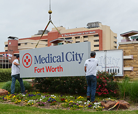 (Courtesy of: Medical City Fort Worth)
