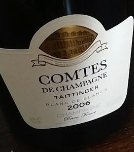 comtes taittinger