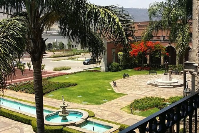 Hacienda Patron in Jalisco, Mexico; all photos by Hayley Hamilton Cogill