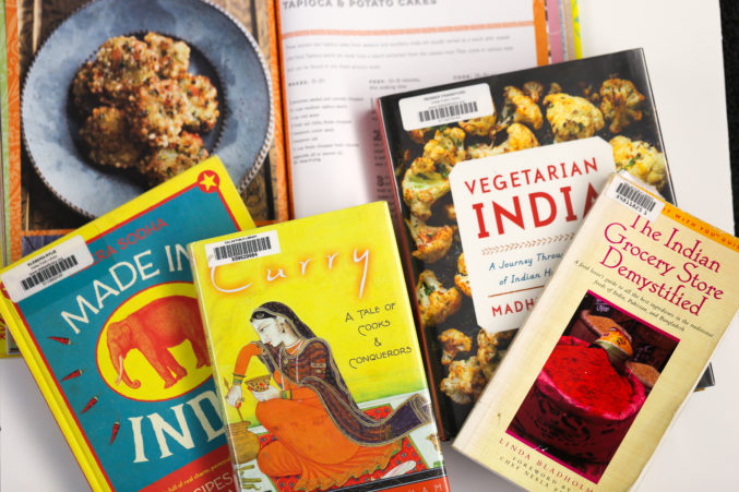 From The Dining Critics Notebook Indian Cookbooks D Magazine