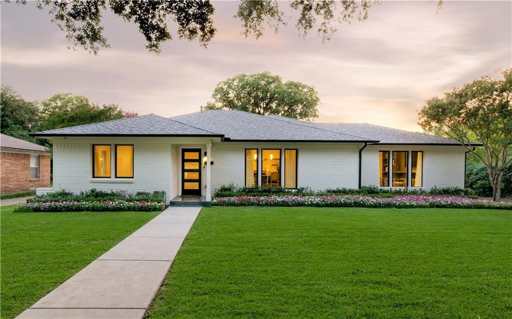 modern ranch exterior - 1024×639