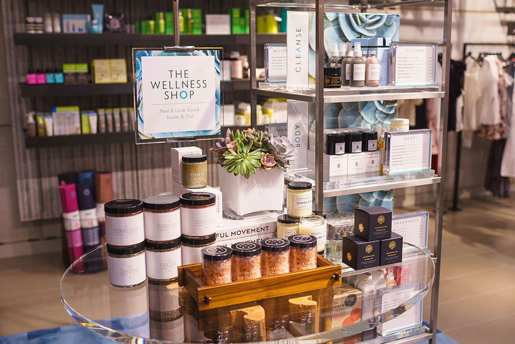 Inside Neiman Marcus' Newly Launched Wellness Shop - D ...