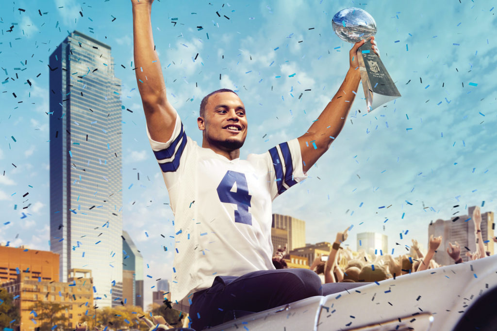 Meet the 2018 Super Bowl Champions  Your Dallas Cowboys! 840d80118