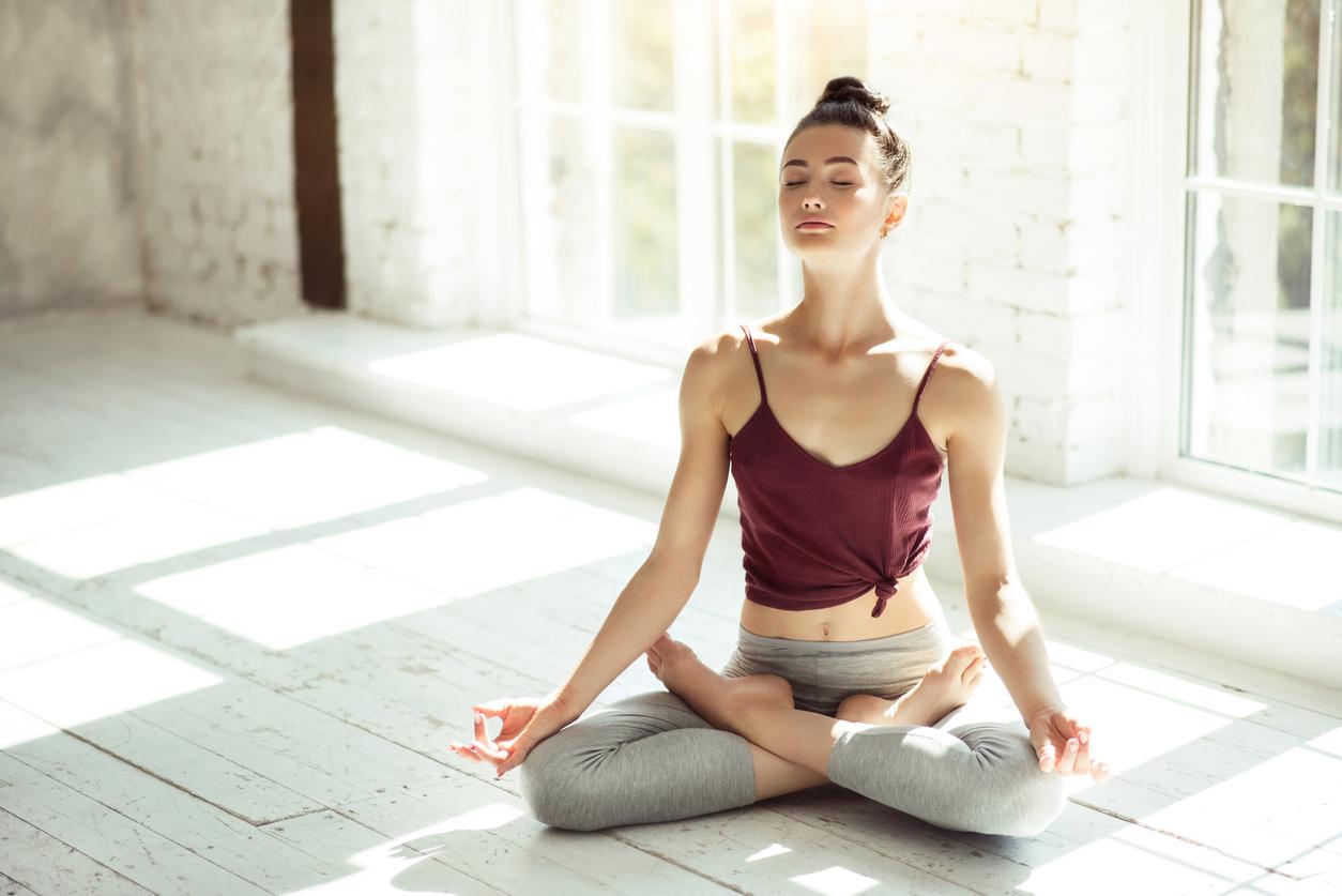 Йога и похудеете