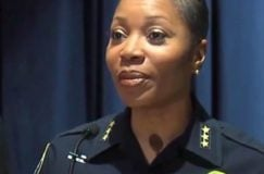Police Chief Reneé Hall Thinks Dallas Might Not Be Ready For Her