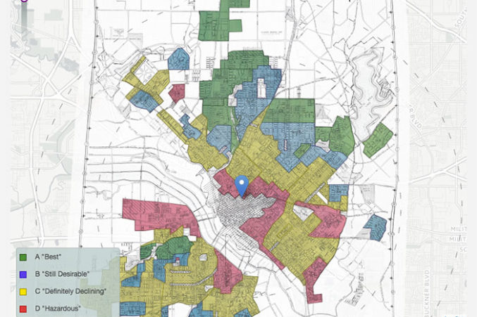 New Maps Show Consequences of Redlining in Dallas - D Magazine