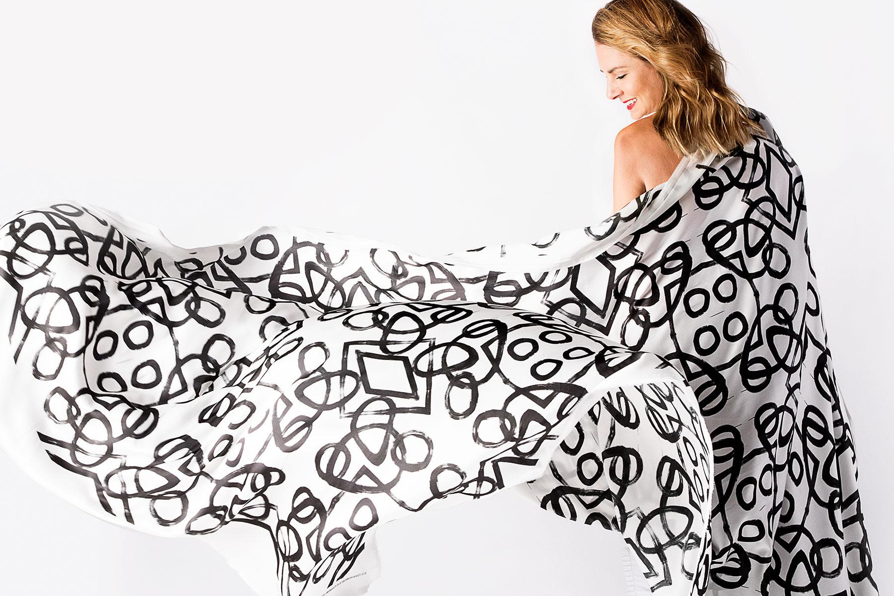 Three Dallas Textile Artists Craft Inspired Designs D Magazine