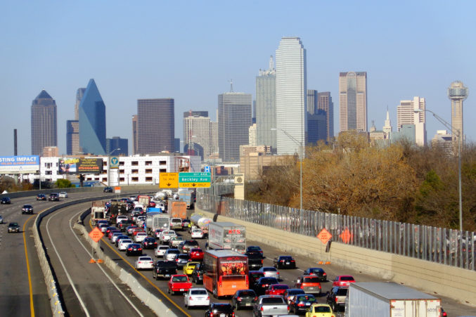 Just How Bad Is Dallas Rush Hour Traffic Really