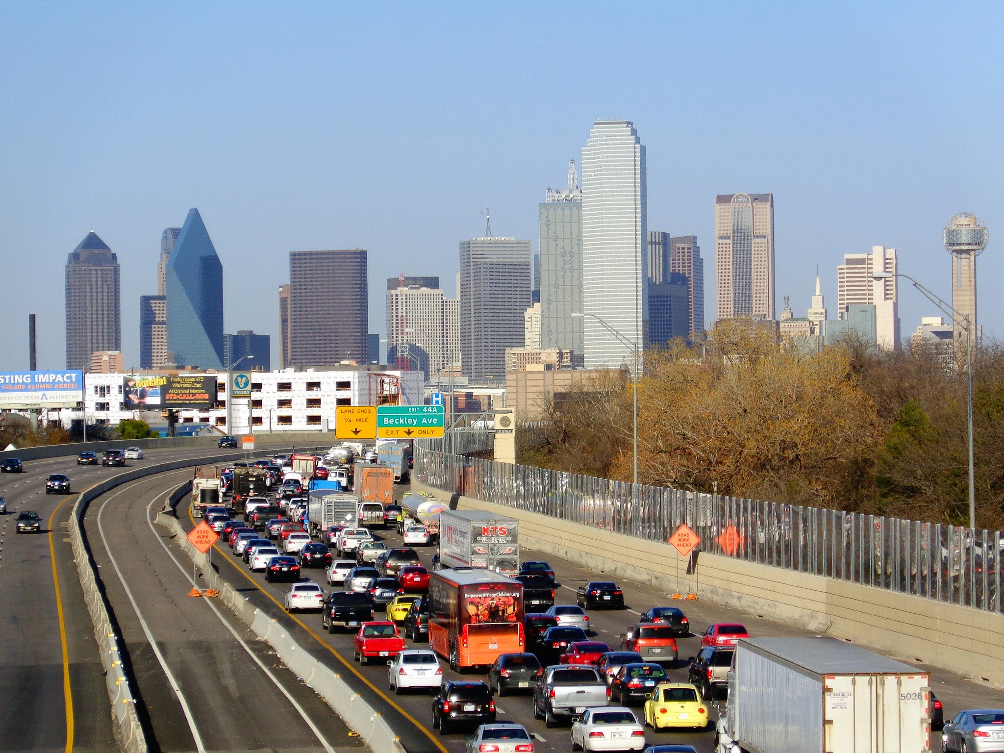 Just How Bad Is Dallas Rush Hour Traffic Really D Magazine