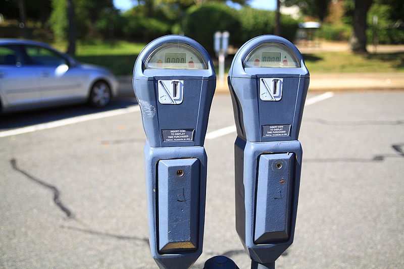 You Will Never Believe How Large the United States' Free Parking Subsidy Is