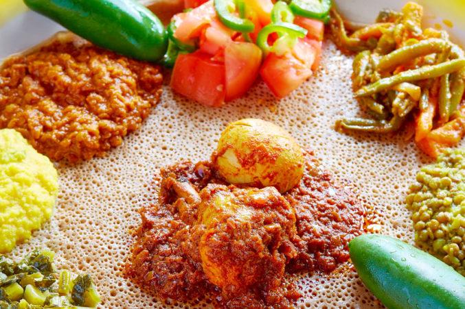 At Desta Ethiopian Restaurant All Hail The Spice D Magazine