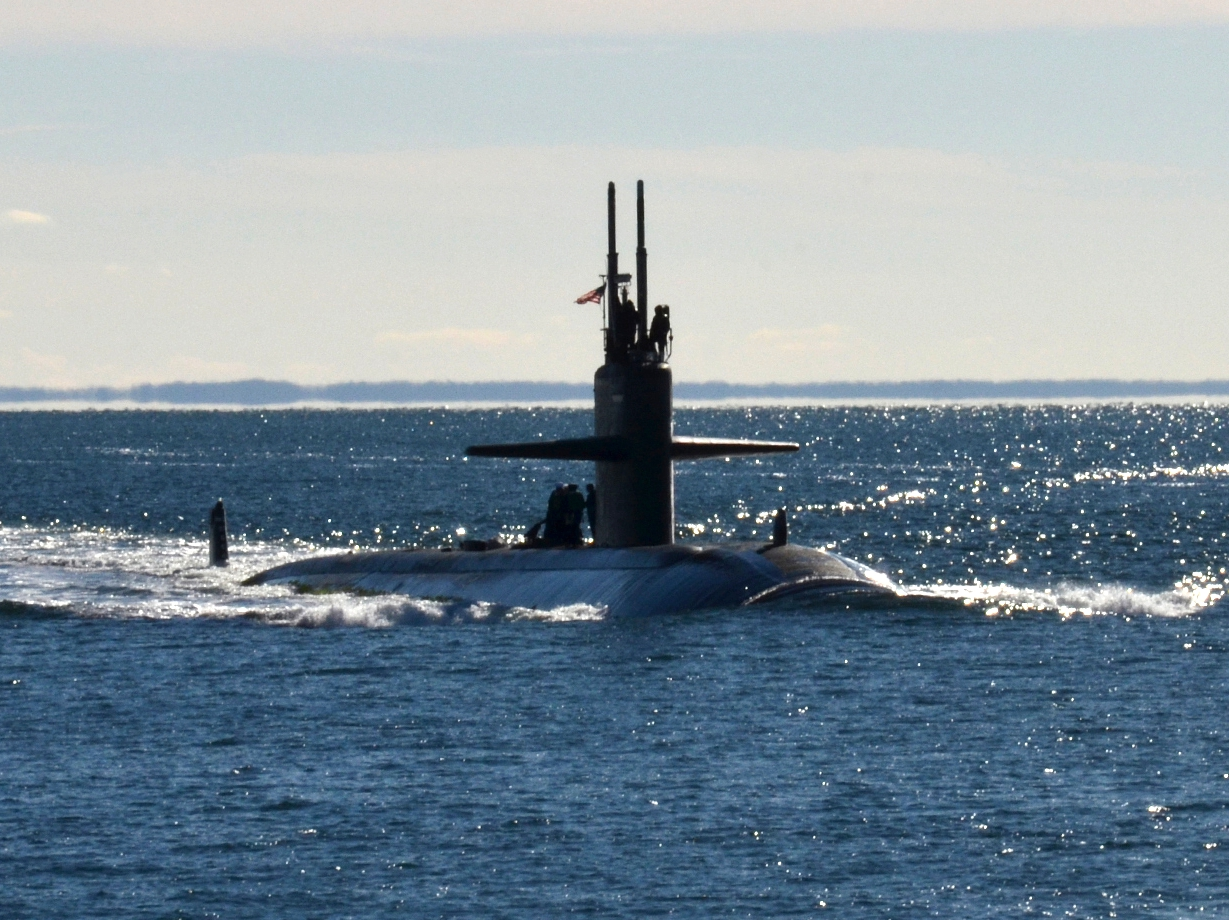 Could the Nuclear Submarine USS Dallas Finally Come to
