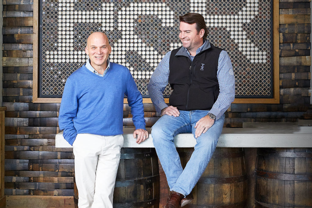 Firestone & Robertson Distilling Opens a Whiskey Ranch in Fort Worth