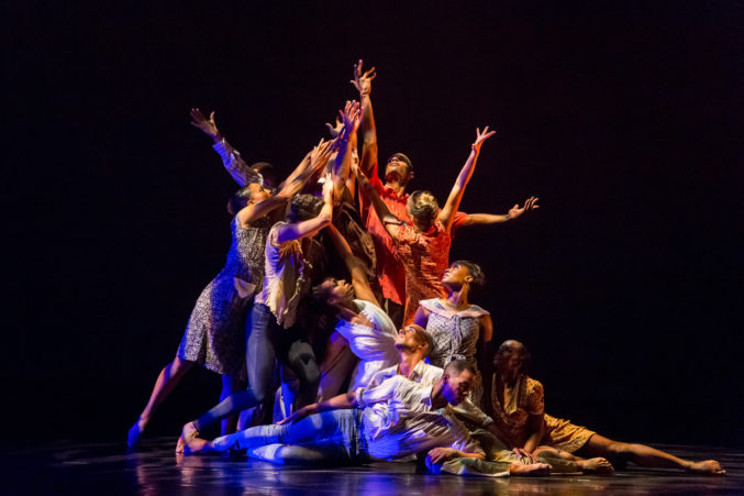 Dallas Black Dance Theatre Turns to the Past in Cultural Awareness Works -  D Magazine