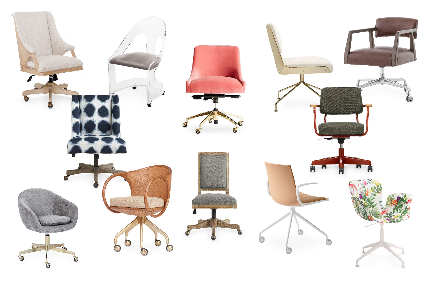 38 Stylish Desk Chairs That Get the Job Done - D Magazine