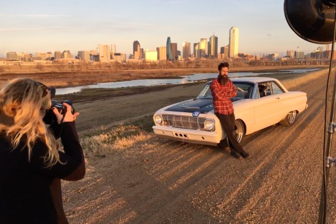 Aaron Kaufman Gets A Little Less Fast N Loud With His New Show D