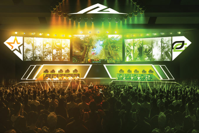 Arlington Is Turning Its Convention Center Into An Esports