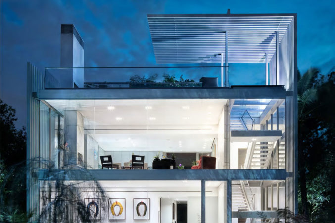 Merveilleux Inside Two Innovative, Modern Dallas Homes