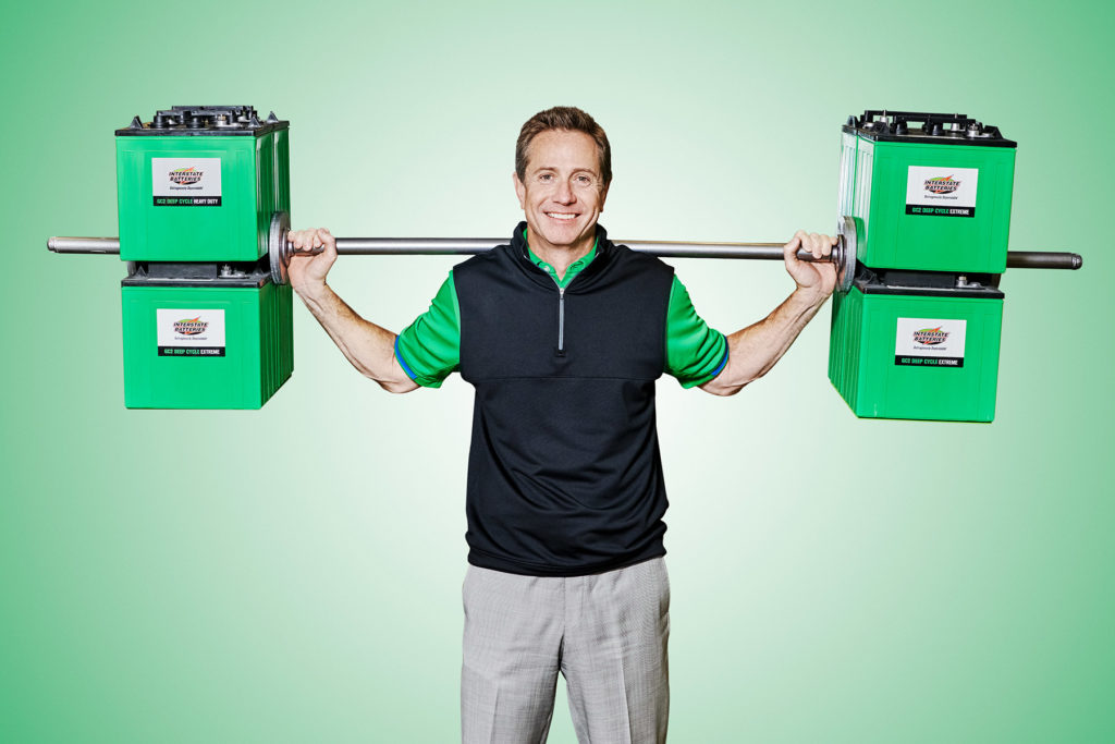 Who Makes Interstate Batteries >> A New Outlet For Interstate Batteries And Ceo Scott Miller