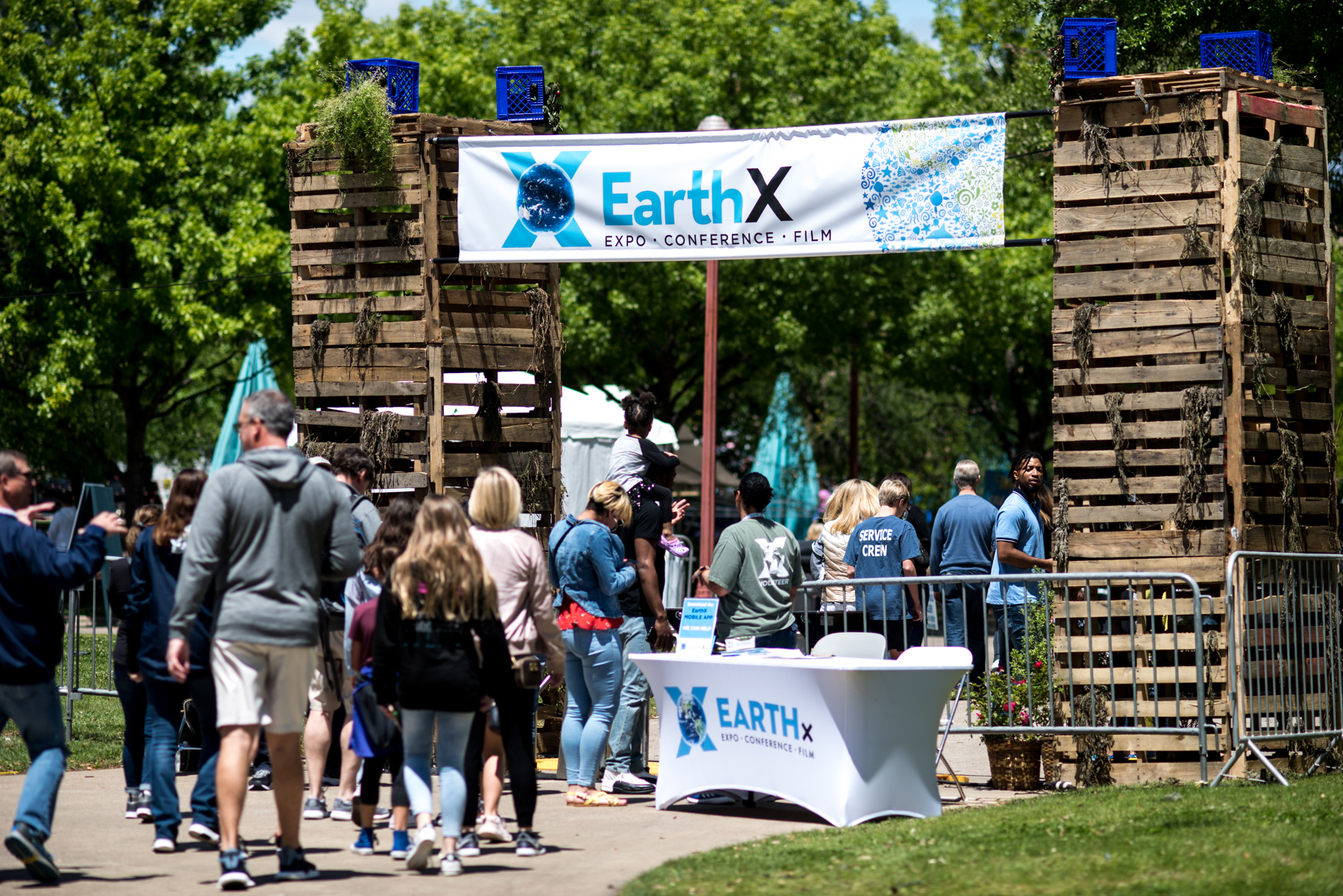 Weekday Round-Up: Earth Day, Free Music, and New Films - D Magazine