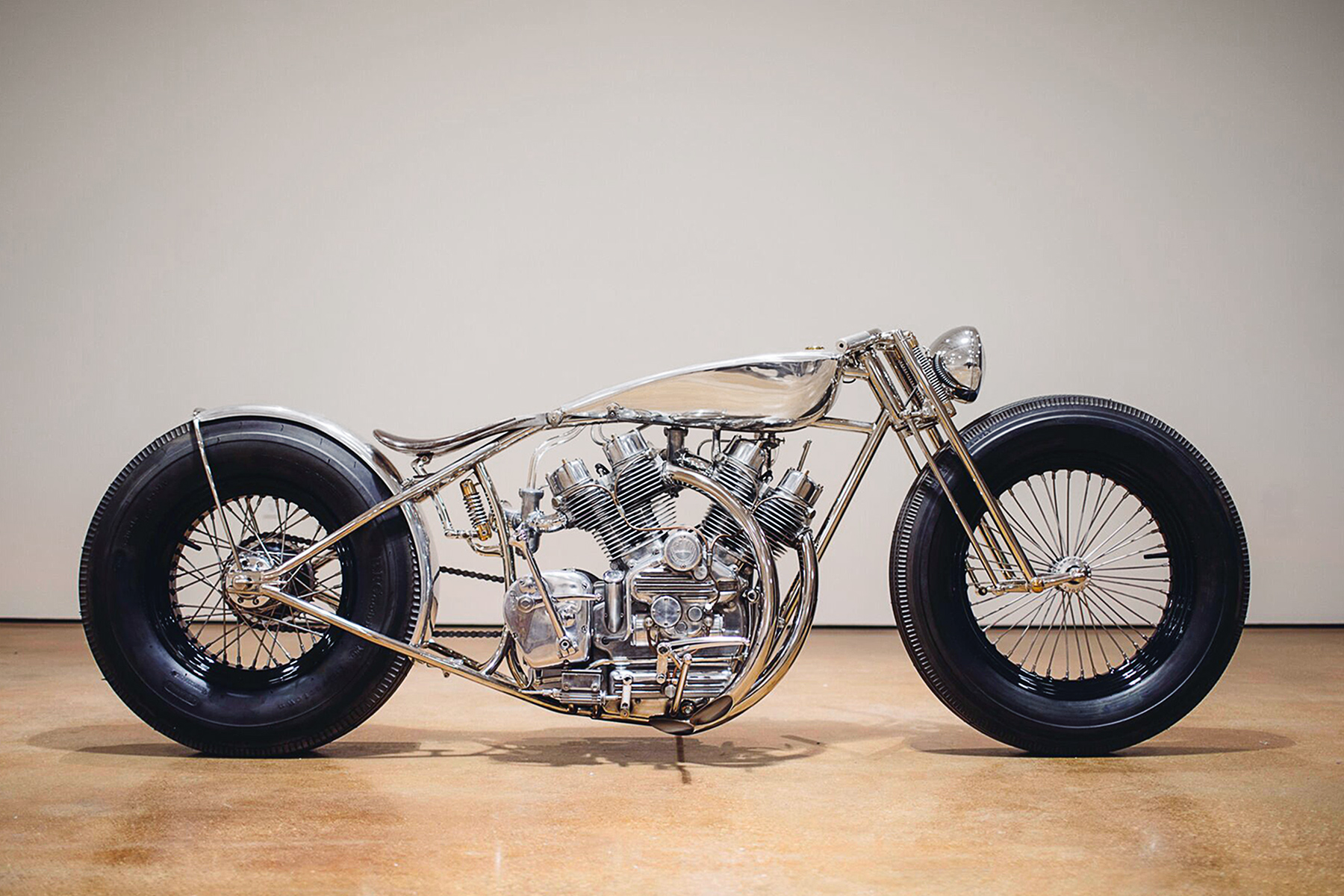 Why Bobby Haas Built a Big Bike Collection - D Magazine